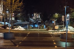 20170321_0040_1 (Bruce McPherson) Tags: brucemcphersonphotography lowlight nightphotography coloredlights whistlerbynight winter spring snow whistler bc canada whistlervillagenorth whistlernorthvillage