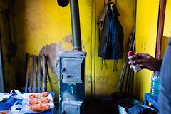 . (Joanna Mrowka) Tags: poland cracow breakfast coal heating stilllife