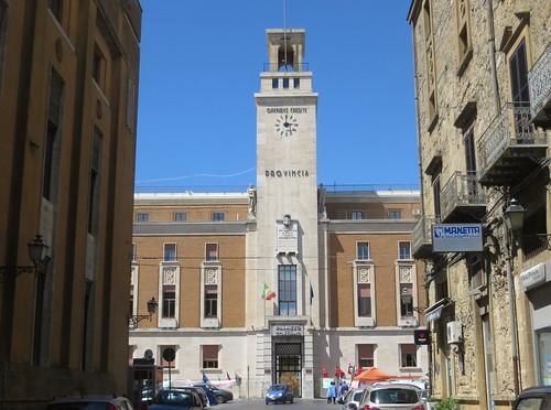 Enna: Palazzo del Governo