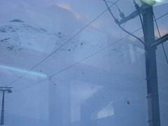 ...apparatus... (project:2501) Tags: wengen jungfrauregion suisse switzerland snow ski travel chairlift cables steelcables steelpillars apparatus alpineengineering theviewfromhere viewthroughawindow windowseat window windowreflection clouds lightcloud sky skyblue snowblue bluelight blue bluebleu bleu inthemountains mountains mountain rock jungfrau4158m silberhorn3695m
