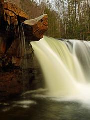 High Falls: Plunging falls (Shahid Durrani) Tags: high falls monongahela national forest cheat river west virginia