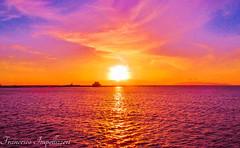 Sunset (Francesco Impellizzeri) Tags: trapani sicilia sunset clouds ngc