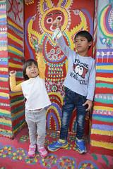 20161231-1033_D810_4889 (3m3m) Tags: 台中 彩虹眷村 壁畫