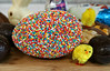 2017 Sydney: Freckle Easter Egg (dominotic) Tags: 2017 food chocolate freckleeasteregg happyeaster lolly sweets candy 100s1000s confectionery sydney australia darrellleafreckleegg