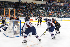 "Missouri Mavericks vs. Tulsa Oilers, March 5, 2017, Silverstein Eye Centers Arena, Independence, Missouri.  Photo: John Howe / Howe Creative Photography • <a style=""font-size:0.8em;"" href=""http://www.flickr.com/photos/134016632@N02/33273246506/"" target=""_blank"">View on Flickr</a>"