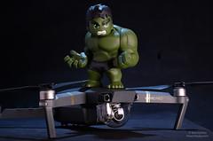 Hulk Fly (PowerPee) Tags: marvel hulk cosbaby ironman hulkbuster tonystark toyphotography photoygraphy hottoys