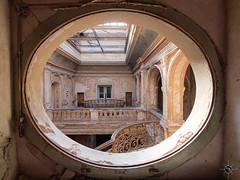 Schloss K. 22 (Moddersonne) Tags: lost place urbex verlassen abandoned decay schloss märchenschloss polen wallfahrer castle poland verfall