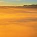 The golden hour (Hector Prada) Tags: amanecer montaña luz sol niebla bruma dorado paisvasco paisaje invierno sunrise mountain sun light mist fog golden clouds hectorprada nature