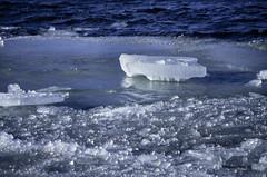 ice (Gammalong) Tags: fjärdskär ice blue cold iceage replot winter