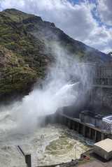 Hells Canyon Dam (PhotograTherapy (James Edmondson)) Tags: snakeriver hellscanyondam