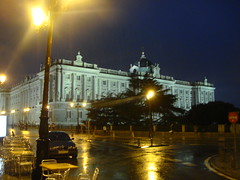 Madrid at Night (Rckr88) Tags: madrid night madridatnight spain europe nights lights light dark darkness buildings building architecture road roads streets street travel travelling