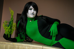_DSC1302 (In Costume Media) Tags: wizardworld shego kim possible sexy evil girl hot villein white green black cosplay costume photography photoshoot portland cartoon