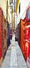El Zoco. Granada (Santos M. R.) Tags: granada zoco mercado alfombras tapices calle estrechez
