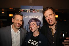 IMG_1434 (Brooklyn Hilary) Tags: tribeca2017 tribecafilmfestival tribeca nyc new york city film movie premiere party distilled documentary fromtheashes coal renewableenergy bloombergphilanthropies