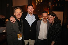 IMG_1448 (Brooklyn Hilary) Tags: tribeca2017 tribecafilmfestival tribeca nyc new york city film movie premiere party distilled documentary fromtheashes coal renewableenergy bloombergphilanthropies