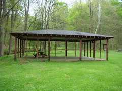 Boch Hollow State Nature Preserve (Dan Keck) Tags: hockingcounty hockinghills park woods shelter house odnr naturalresources