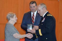 170326-Z-OU450-112 (North Carolina National Guard) Tags: northcarolinanationalguard worldwarone veterans spanishamericanwar veteranslegacyfoundation legacy medal