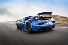 Bluetiful Bugatti Veyron (I am Ted7) Tags: bugatti veyron