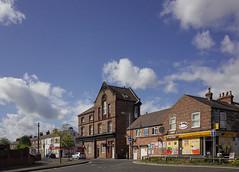 Garfield Terrace, York (Allan Rostron) Tags: suburbs york arhcitecture houses terracedhouses shops