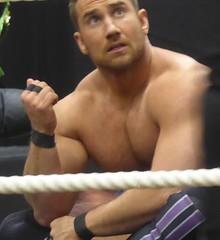 Christian Archer (jacquemart) Tags: proevolutionwrestling battleofgloucesteriii christianarcher wrestler wrestling lutte grapple