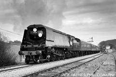 34030 Watersmeet (Jack Haynes Photography) Tags: swanage railway strictly bullied 34070 manston 34030 watersmeet