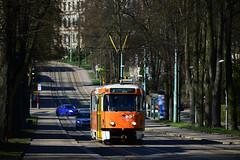 Tatra T3M.04 #50 DPML Liberec (3x105Na) Tags: tatra t3m04 50 dpml liberec tschechien czechy českárepublika strassenbahn strasenbahn tramwaj tram tramvaj