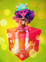 (Linayum) Tags: kjerstitrollson mh monsterhigh monster mattel doll dolls muñeca muñecas toys juguetes linayum