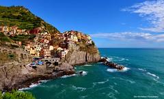 Cinque Terre Italy (Rex Montalban Photography) Tags: rexmontalbanphotography cinqueterre manarola italy