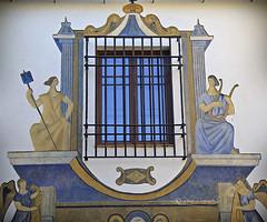 Ventana cordobesa (Panthea616) Tags: ventana window colores figuras pintura 7dwf crazytuerdaytheme catchycolors