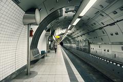Kaiser-Willhelm-Park (Frednik) Tags: essen ubahn station subwaystation nikon fx 1835mm
