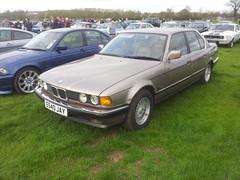 1988 BMW 735i SE (quicksilver coaches) Tags: bmw 7series 735i e540jay earlsbarton