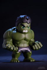 The Hulk (PowerPee) Tags: marvel hulk cosbaby ironman hulkbuster tonystark toyphotography photoygraphy hottoys
