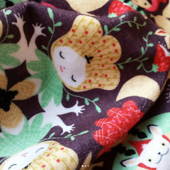 whimsicalmandala (Gaia Marfurt) Tags: fabrics artlicensing patterndesign whimsical children homedecor sew sewingforkids mandala minky jersey stoffe tessuti