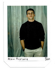 Instant #thowbackthursday 14•52 (Doug Churchill) Tags: 4x5 79 polaroid79 analog film polaroid
