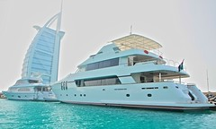 Things to do in Dubai (TOP 10 CLUBS) Tags: burjalarab yachts boats cruise travel dubai