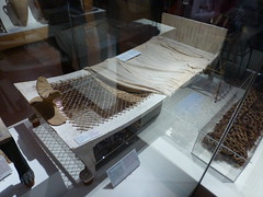 Bed of Merit (plingthepenguin) Tags: museum ancientegypt turin2013 italy turin museoegizioditorino