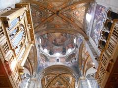 duomo, cattedrale di Santa Maria Assunta, cupola, Correggio, Parma (Pivari.com) Tags: duomo cattedraledisantamariaassunta cupola correggio parma