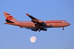 Conviasa & Luna (Mariano Alvaro) Tags: boeing 747 wamos caribe conviasa eckxn avion madrid barajas venezuela caracas