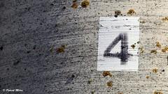 4 (patrick_milan) Tags: 4 four quatre quattro number letter