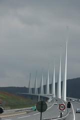 Le Viaduc de Millau (12) (SMartine ♫♫) Tags: martinesodaigui viaduc millau 12 aveyron viaducdemillau
