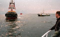 Before storm (algimantas_tirlikas) Tags: atsea epsonperfectionv700 outside practice swell training undulation water waves