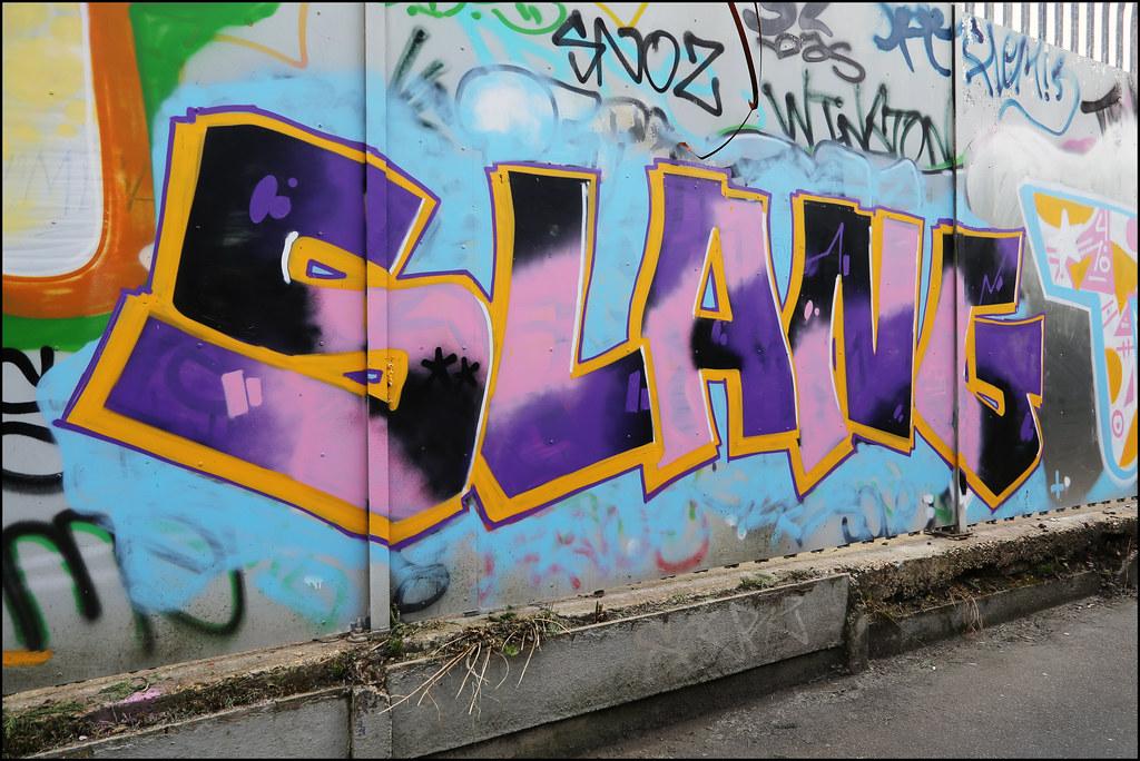 Verdens bedste fotos af graffiti og Slang - Flickr-7070