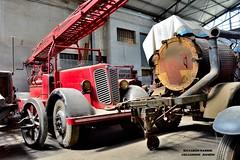 SPA 30 (riccardo nassisi) Tags: collezione righini rust rusty scrapyard collection camion truck ruggine epave alfa romeo 950 900 fiat old car auto