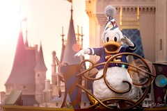 Golden Hour Party! (andrew_carter091) Tags: disneyparade disneyphotography disneyside disneyphotographer disneycastle disneyattraction disney disneycolors waltdisney disneyparks disneycharacter disneyvacationclub waltdisneyworldresort disneyaddict disneyworld waltdisneyworld magicband magickingdom magic mainstreetusa parade cinderella cinderellacastle goldenhour sunsetphotography sun sunflare sunset donaldduck professionalphotographer photo photographer photography nikon nikond3300