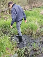 2017-04-21_10-23-42 (Aigle_Benyl) Tags: muddyboots mud wellys wellingtons bauerningummistiefeln bauer