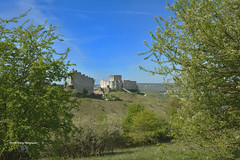 Les Andelys Eure Normandie ( photopade (Nikonist)) Tags: châteaugaillard eure normandie nikon nikond7100 affinityphoto afsdxvrzoomnikkor1685mmf3556ged imac apple château gothique paysage fortifications