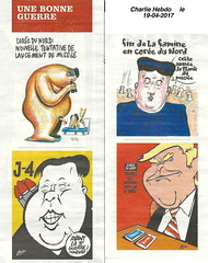 Trumpologie (Chti-breton) Tags: trump coréedunord caricature pressesatirique politique humour guerre dictateur félix juin