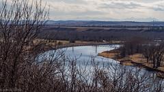 Vintage Lens Landscape (kensparksphoto) Tags: bowriver canonfd50mmf35macro canon fd alberta canada