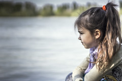 Along the Lake of Memories (Richard Twice) Tags: river lake portrait canon canoniani canoneos1200d canonef50mmf18stm kids child children childhood girl