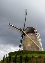 Mill of Wijchen (Thea Teijgeler) Tags: wijchen nederland netherlands mill molen